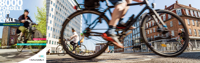 Aarhus Cykelby - fotograf Søren Nellemann, FACEFOTO, Aarhus, Østjylland