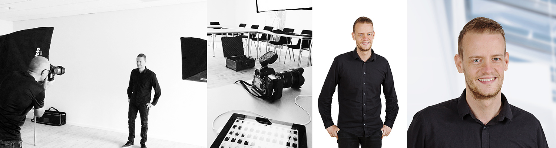 Medarbejderfotografering - Juelsminde, Vejle, Horsens, Trekantsområdet og Aarhus