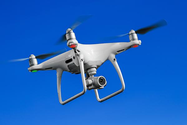 Dronefotografering